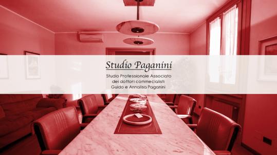 Studio Paganini News